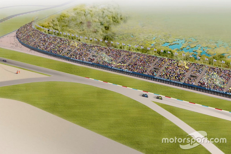 Renovasi TT Circuit Assen