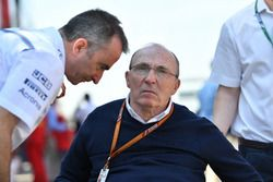 Paddy Lowe, Williams y Frank Williams, Williams Team