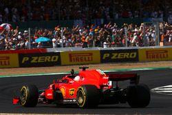 Ganador, Sebastian Vettel, Ferrari SF71H