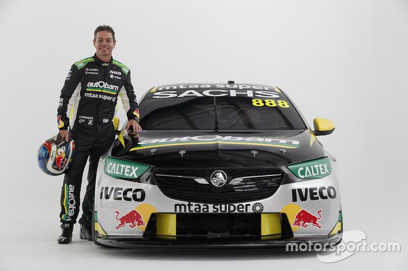 Крэг Лаундес, Autobarn Lowndes Racing Holden