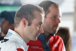 #74 Audi Sport Customer Racing Audi R8 LMS: Christopher Haase