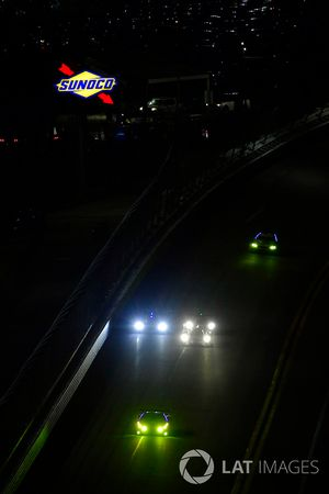 Headlights, atmosphere