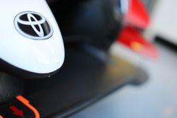Membres de l'écurie Toyota