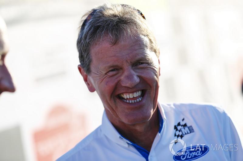 Malcolm Wilson, Ford M-Sport team boss