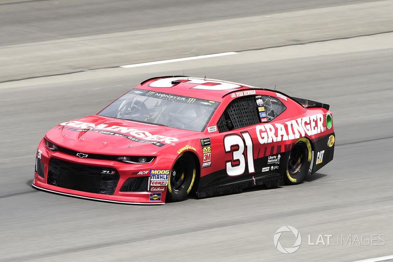 Ryan Newman, Richard Childress Racing, Chevrolet Camaro Grainger