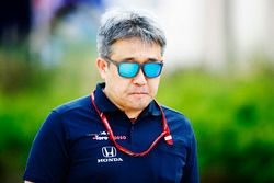 Masashi Yamamoto, Gerente General, Honda Motorsport