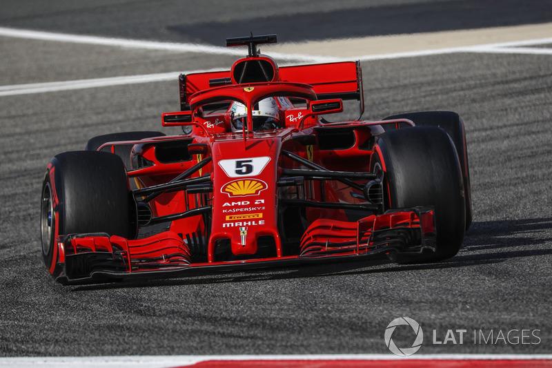 1. Себастьян Феттель, Ferrari