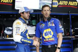 Chase Elliott, Hendrick Motorsports, Chevrolet Camaro NAPA AUTO PARTS Patriotic Alan Gustafson