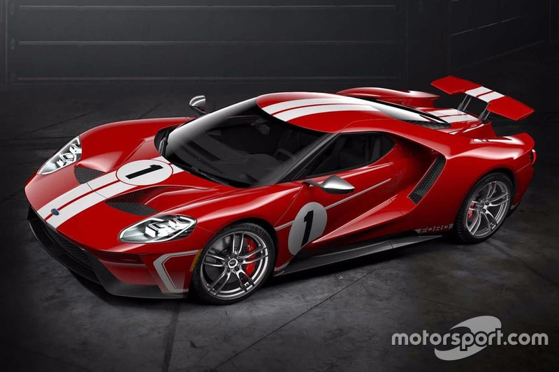 2018 Ford GT 67 Heritage Edition