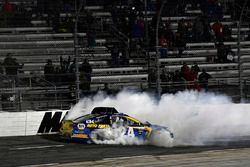 Chase Elliott, Hendrick Motorsports Chevrolet, crash
