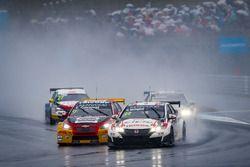 Ryo Michigami, Honda Racing Team JAS, Honda Civic WTCC, Tom Coronel, Roal Motorsport, Chevrolet RML