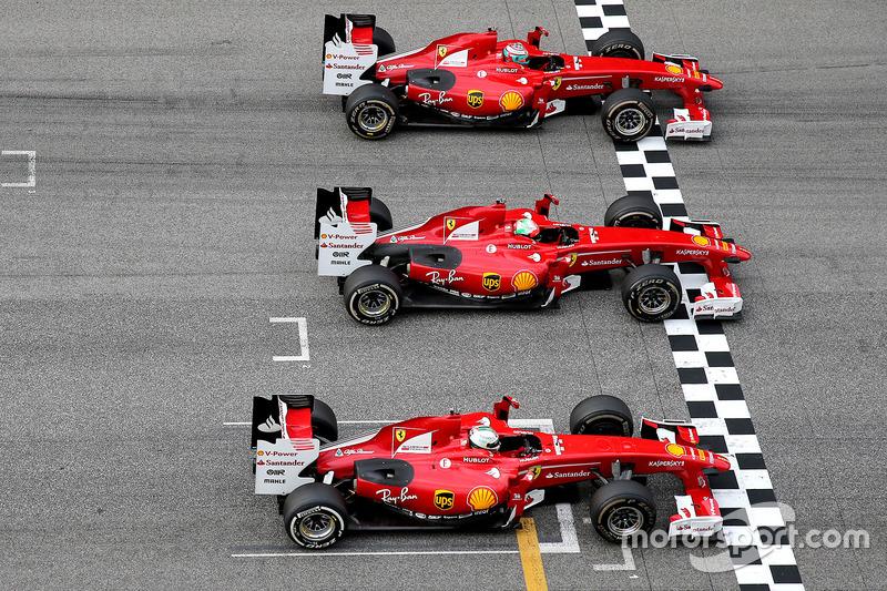 Show Ferrari