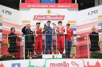 Podium Carrera 2 Asia Pacific Challenge