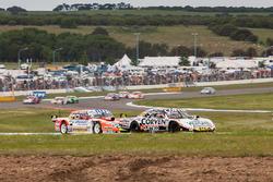 Juan Marcos Angelini, UR Racing Dodge, Lionel Ugalde, Ugalde Competicion Ford