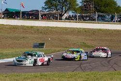 Carlos Okulovich, Maquin Parts Racing Torino, Nicolas Gonzalez, A&P Competicion Torino, Christian Dose, Dose Competicion Chevrolet
