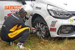 Aurélien Devanthéry, Michael Volluz, Renault R3T, DMAX Swiss