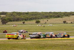 Jonatan Castellano, Castellano Power Team Dodge, Juan Jose Ebarlin, Donto Racing Chevrolet, Matias J