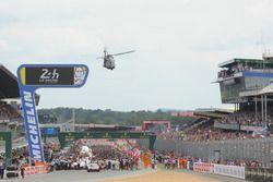 Le Mans 2018 Grid