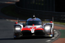 Майк Конвей, Камуи Кобаяши, Хосе Мария Лопес, Toyota Gazoo Racing, Toyota TS050 Hybrid (№7)