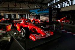 Formule 1-tentoonstelling van Michael Schumacher