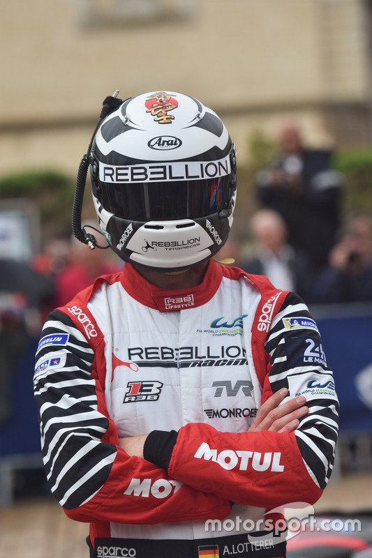 Andre Lotterer, Rebellion Racing