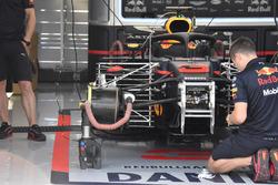 Red Bull Racing RB14 detalle del frente