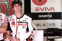 Injured Niccolo Antonelli, SIC58 Squadra Corse