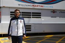 Oliver Rowland, Williams Martini Racing development driver