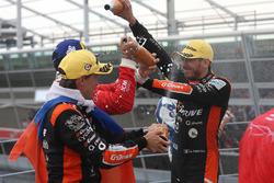 LMP2 podyum: Yarış galibi  #26 G-Drive Racing Oreca 07 - Gibson: Andrea Pizzitola