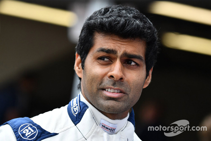 Additional: Karun Chandhok / Goodwood Festival of Speed