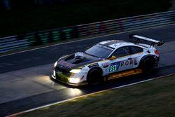 Александр Симс, Йессе Крон, Коннор де Филиппи, Мартин Томчик, Rowe Racing, BMW M6 GT3 (№99)