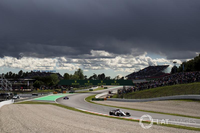 Marcus Ericsson, Sauber C37, Brendon Hartley, Toro Rosso STR13