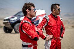 Андре Виллаш-Боаш и Рубен Фариа, Overdrive Racing