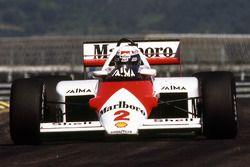 Alain Prost, McLaren MP4/2B