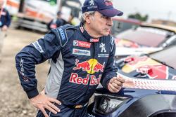 Карлос Сайнс, Peugeot Sport, Peugeot 3008 DKR (№303)