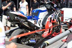 Danilo Petrucci, Pramac Racing, motocicleta