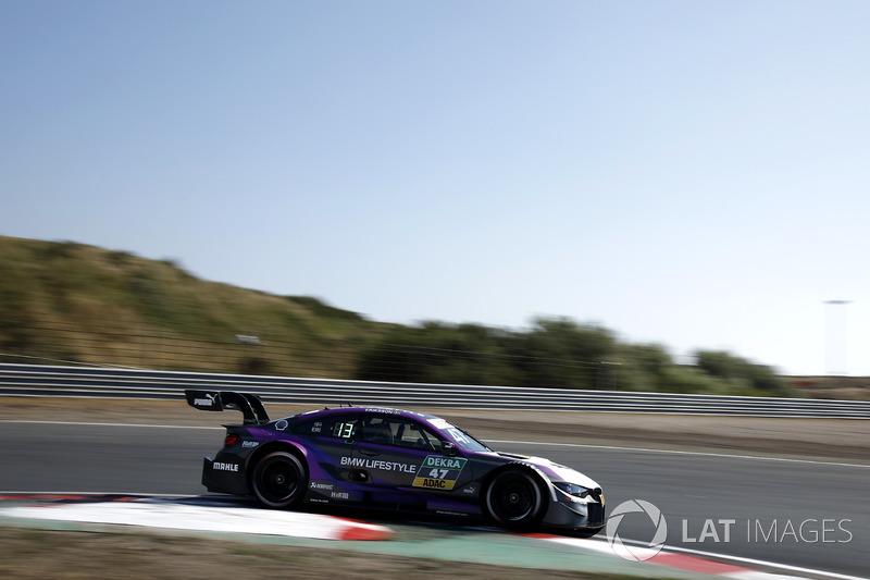 14. Joel Eriksson, BMW Team RBM, BMW M4 DTM