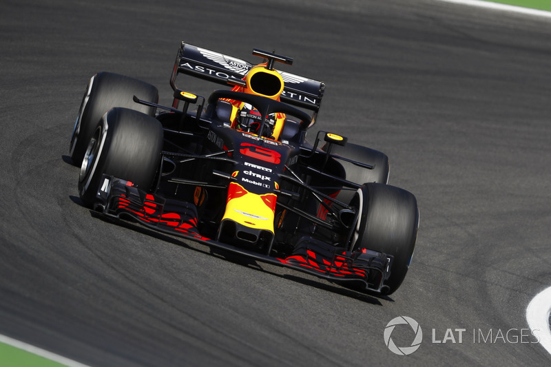 20. Daniel Ricciardo, Red Bull Racing RB14