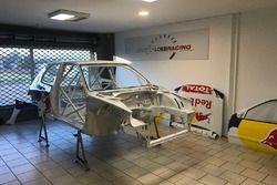 Sébastien Loeb Racing Peugeot 306 Maxi opbouw