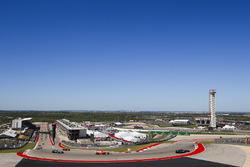 Lewis Hamilton, Mercedes AMG F1 W08, Sebastian Vettel, Ferrari SF70H, Valtteri Bottas, Mercedes AMG F1 W08, Daniel Ricciardo, Red Bull Racing RB13