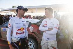 Sébastien Ogier, M-Sport Ford WRT, Kris Meeke, Citroën World Rally Team