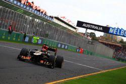 Kimi Raikkonen, Lotus F1 Team E21