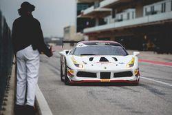 #99 Ferrari of Ontario Ferrari 488: Barry Zekelman