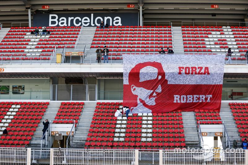 Robert Kubica, Williams taraftarları