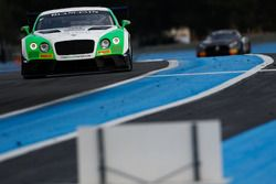 #30 Team Parker Racing, Bentley Continental GT3