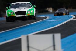 #30 Team Parker Racing, Bentley Continental GT3