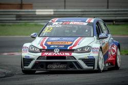 Diego Moran, Liqui Moly Team Engstler, Volkswagen Golf GTI TCR