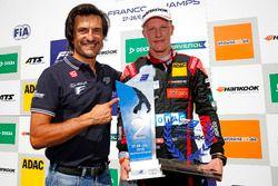 Stéphane Ortelli avec Fabio Scherer, Motopark Dallara F317 - Volkswagen