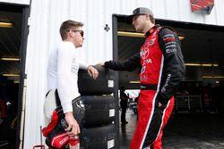 Todd Gilliland, Kyle Busch Motorsports, Toyota Tundra Mobil 1 Noah Gragson, Kyle Busch Motorsports, Toyota Tundra Safelite AutoGlass