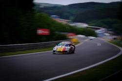#70 SpeedLover Porsche 991 Cup: Pierre-Yves Pâque, Gregory Paisse, Bob Wilwert, Gilles Petit